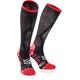 Compressport Ultralight Racing Full Socks Ironman Edition Black